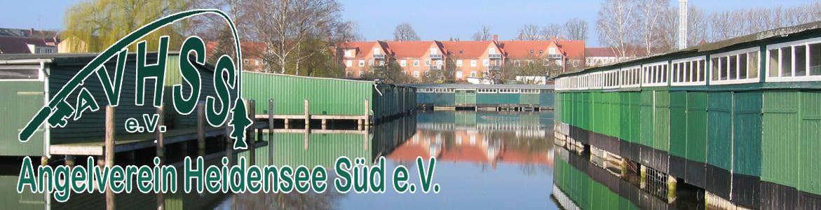 Angelverein Heidensee Süd e.V. logo
